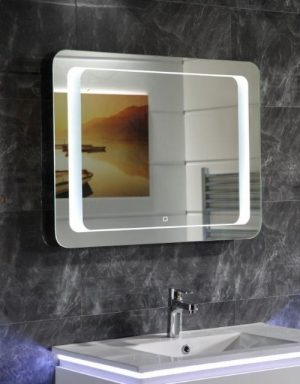 Огледало за баня с  led осветление ICL 1593