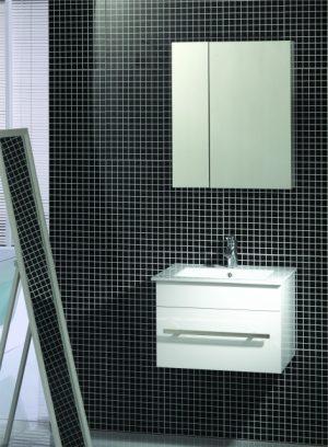 комплект пвц шкаф за баня icp 6147w