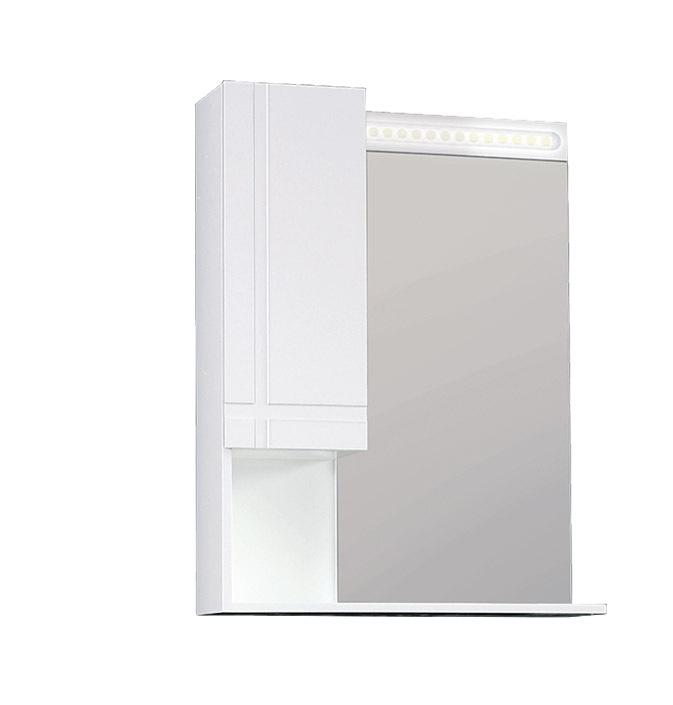 горен пвц шкаф за баня ирис