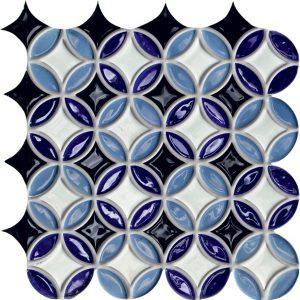 мозайка за стена Barcelona 5A