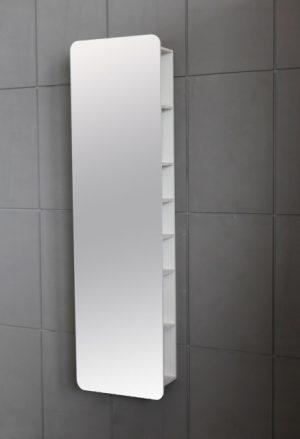 огледална пвц колона за баня ICP 4517