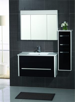 комплект пвц шкаф за баня icp 904650