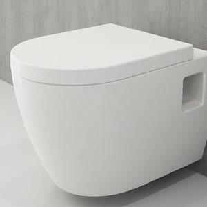 Parma S конзолна WC с биде