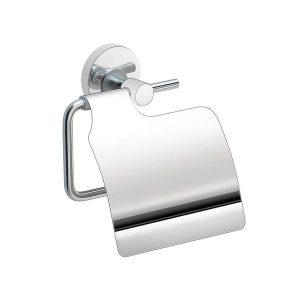 държач за тоал.хартия с капак gedy ficus