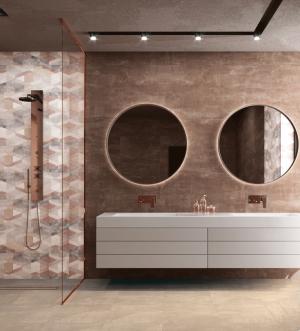 плочки за баня terra beige 30x90